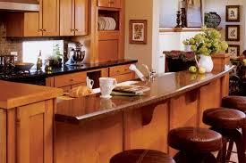 Kitchen Island Idea Stunning Curved Kitchen Island Ideas On2go