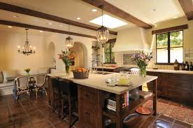 spanish style decor kitchen home design by ray