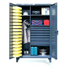 Blue Metal Storage Cabinet Metal Storage Drawers Cabinets Storage