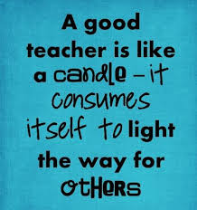 Good Teacher Quotes