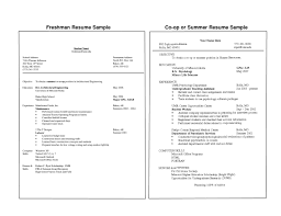 Resume Example College Freshman Resume Ixiplay Free Resume Samples