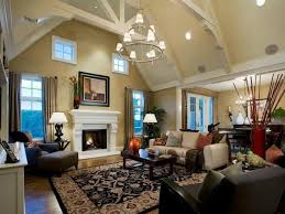 Living Room With High Ceilings Decorating Living Room High Ceilings Decorating Ideas House Decor