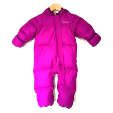 Columbia Girls Snowsuit Brandcodes