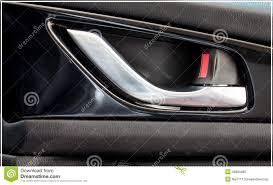 car door lock inside