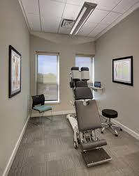 chiropractic office interior design. Wonderful Interior Chiropractic Adjustment Room Therapy Design  XRay Fisher_Chiropractic_Consultation_Room Office Furniture And Interior Design I