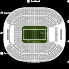 University Of Phoenix Stadium Concert Seating Chart With