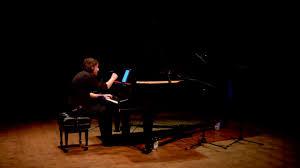Morton Feldman - Palais de Mari - LIVE (Jesse Myers, piano) - YouTube