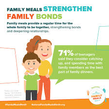 family meals month september is family meals month seafood nutrition partnership