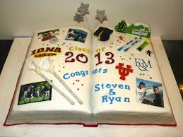 10 Unique Graduation Cakes For Boys Photo High School Graduation