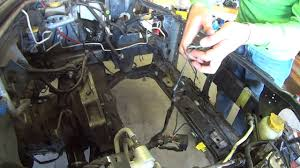 Subaru Transmission Swap Wiring