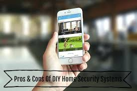 home security system diy pros cons of home security systems diy home alarm systems consumer reports