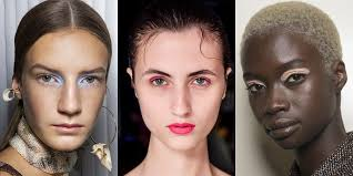 every makeup look you need to see from the spring 2019 shows