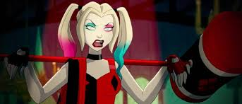 Animated Pictured Animated Harley Quinn Tv Series Tca Panel Report Film