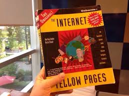 internet yellow pages 1994