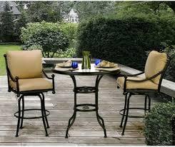 Outdoor Patio Sets Bar Height  Home Bar DesignOutdoor Pub Style Patio Furniture
