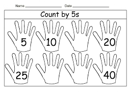 free kindergarten math worksheets number two 2 skip counting by ...