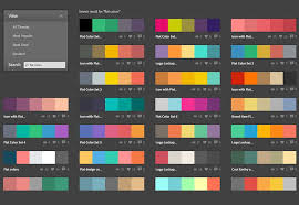 Attractive Two Tone Color Schemes The Ultimate Guide To Flat Design |  Webdesigner Depot