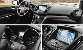 2018 ford escape interior. delighful 2018 2018 ford escape titanium model with ford escape interior