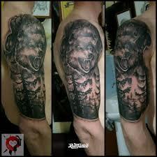 волк значение татуировок в орле Rustattooru