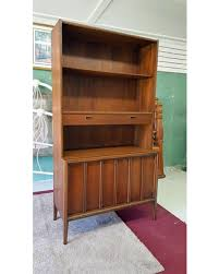 mid century hutch.  Mid Mid Century Modern Hutch China Cabinet By Keller And