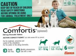 comfortis for dogs reviews.  Dogs Comfortis Green 6 Tablets 9118kg Dogs 55112kg Cats On For Dogs Reviews L