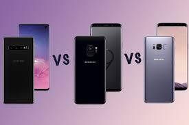 Samsung Galaxy S10 Vs S9 Vs S8 Worth The Upgrade