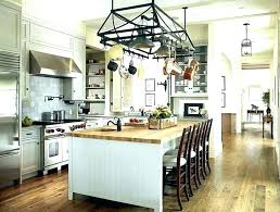 over island lighting in kitchen. Island Lighting Ideas Rustic Kitchen D Over Center In