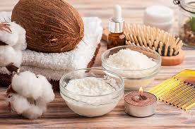 Лучшие маски для <b>волос</b> из <b>кокосового масла</b> в домашних условиях