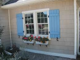 Diy Exterior Window Shutters Plantation How To Create Diy Barn Wood Shutters Phenomenal
