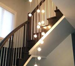 stair light fixture list a modern crystal chandelier stairwell fixtures hanging