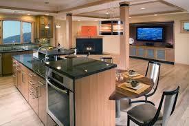 Kitchen Tv Remodelwest Award Winning Remodeling Galleries Saratoga
