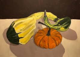 Oil Painting – <b>Aisling</b> Jelinski