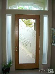 glass front doors elegant frosted glass front doors with glass front doors glass entry doors sandblast glass front doors