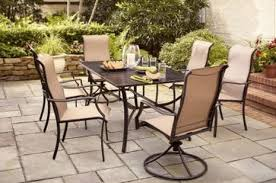 patio furniture home depot. hampton bay amica 7piece patio dining setxss1754 the home furniture depot n