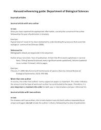 Harvard Referencing Guide 2019 Biol108 Human Biology Studocu