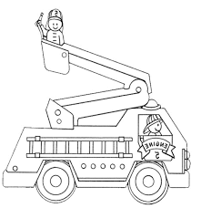 Small Picture Printable Big Fire TruckBigPrintable Coloring Pages Free Download