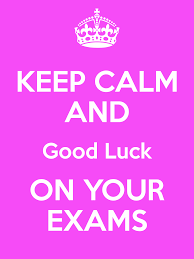 Best Of Luck In Exams Quotes