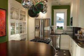 custom painted cabinets face frame style kitchen