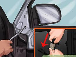 image titled replace a car s side view mirror step 6