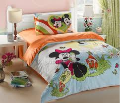 mickey mouse and minnie mouse twin velvet bedding kids bedding sets mickey and minnie mouse bedspread