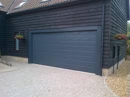 hormann garage doorHormann sectional door fitted in Huntingdon yesterday  Fenland