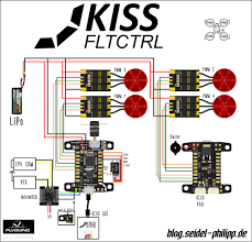 kiss fc connection diagram quadcopters kuss kiss fc connection diagram