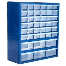 storage bin organizer. Interesting Bin Stalwart 42Compartment Storage Box Small Parts Organizer Inside Bin T