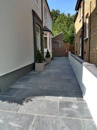 low-maintenance-double-driveway-and-garden-entrance-in-