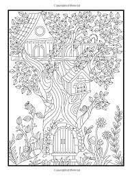 hidden garden an coloring book with secret forest s enchanted flower designs and fantasy nature patterns 9781541002159 jade summer