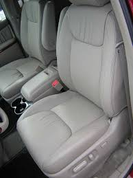 2008 toyota sienna genuine leather seat covers toyota sienna captains chairs