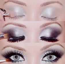 smokey eye wedding makeup for blue e brides