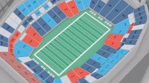 Stubhub Football Seating Chart First Of Its Kind 3d App Feature Helps Fans Navigate