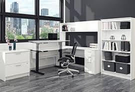 Computer desks for office Metal Desks Workstations Amish Custom Furniture Office Furniture Costco