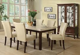 exclusive dining room furniture. Image Of: Genuine White Marble Dining Table Exclusive Room Furniture